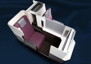 Japan-Airlines'-New-Business-Class