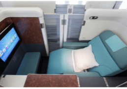 Korean Air First Class Suite